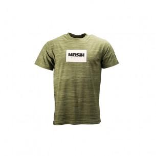 S by TACKLE-DEALS !!! dark khaki edition L//S T-shirt FOX Chunk Camo