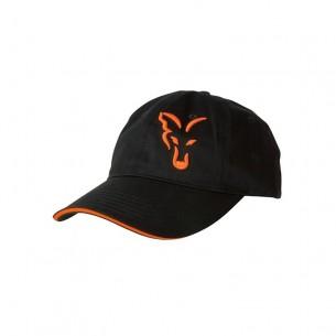Kepurė Fox Black&Orange...