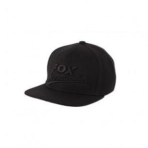 Kepurė Fox Black/Camo...