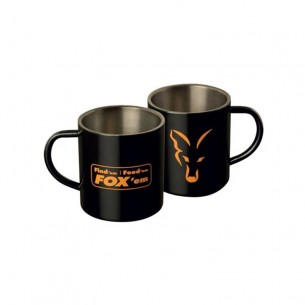 Puodelis Fox Stainless...