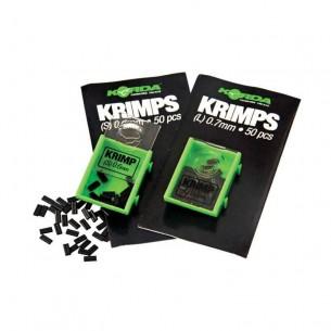 Užspaudėjai Korda Krimps 0,7mm