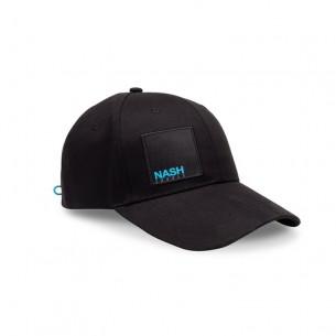Kepurė Nash Baseball Cap Black